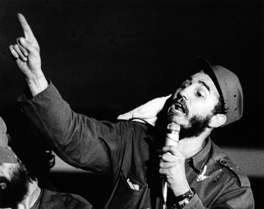 Fidel Castro, shortly after seizing power in Havana, January 1959