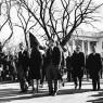 John F. Kennedy's funeral in Washington D.C. November, 25 1963